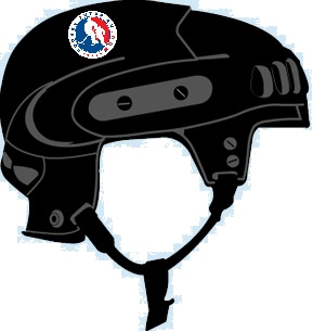 HockeyTutor4u Helmet Sticker